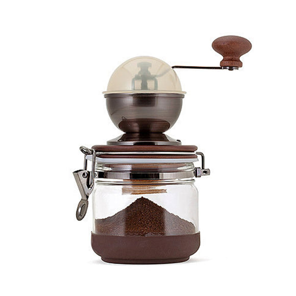 HARIO 'Canister' Ceramic Coffee Mill