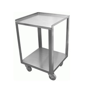 SS Cart Shortening w/Caster For Rice Warmer