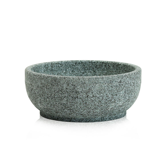 Grey Stone Bowl 200mmd