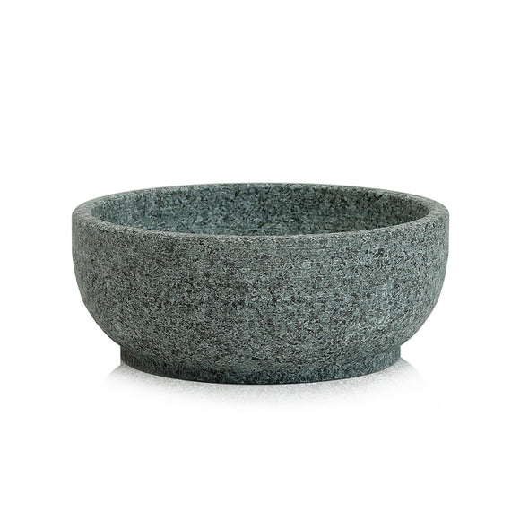 Grey Stone Bowl 190mmd