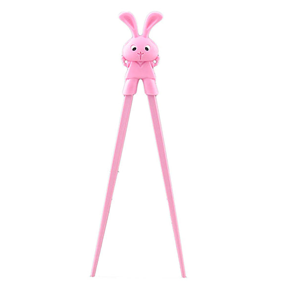 Kids Chopstick Rabbit, Pink