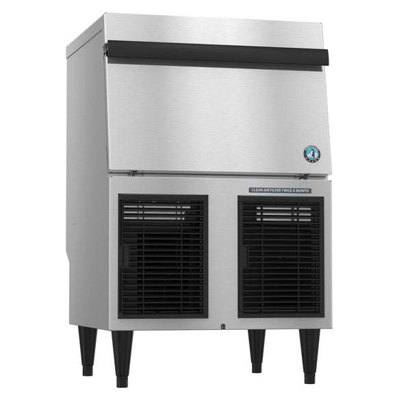 Hoshizaki Flaker Ice Maker F-330BAJ, Air-cooled, Built in Storage Bin, 24