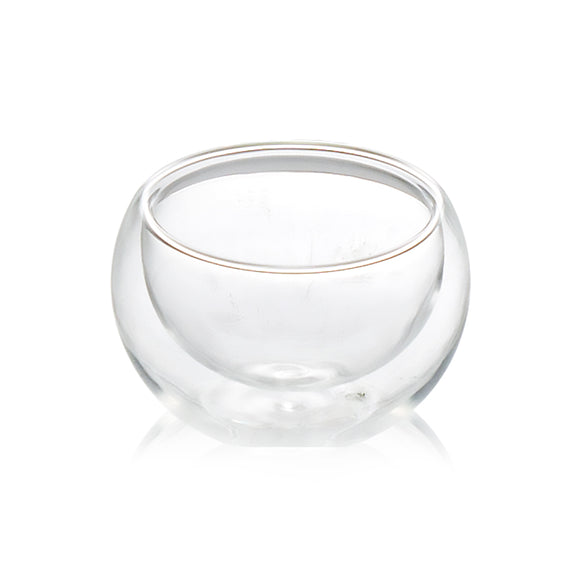 Double Wall Glass Cup 2