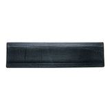 "Rectangular Platter 18.5"", Black"