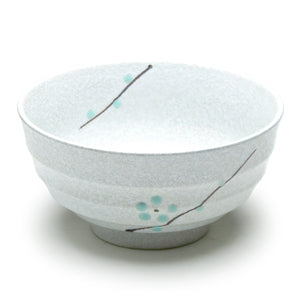 "6.5""Dx3.25""H Porcelain Bowl, White"