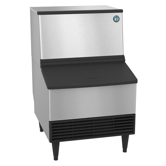 "Hoshizaki Crescent Cuber Icemaker KM-230BAJ, Air-cooled, Built in Storage Bin, 24""W"