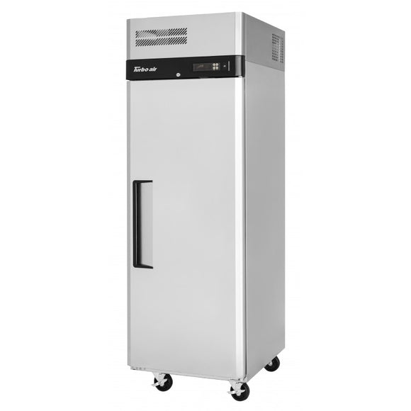 Turbo Air M3 Reach-in Freezer, Solid Door, 1 Section, 19