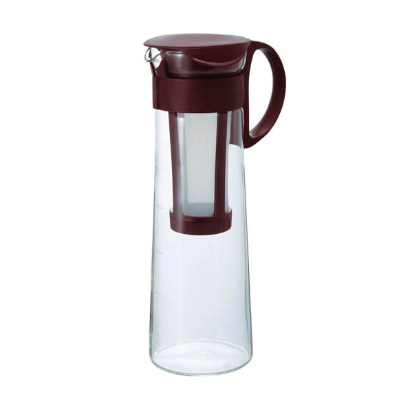 HARIO Mizudashi Cold Brew Coffee Pot 1000ml, Chocolate Brown