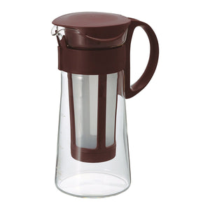 HARIO Mizudashi Cold Brew Coffee Pot 600ml, Chocolate Brown