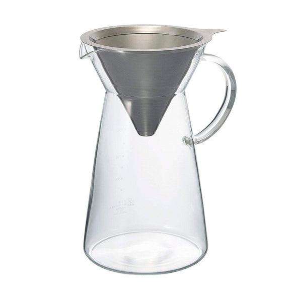 HARIO Metal Paperless Dripper w/ Decanter 700ml