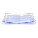 Clear Sushi To-Go Container w/Lid 50pc - Rectangular