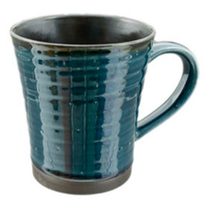 "Coffee Mug 3.75""x4.25"", Deep Blue"