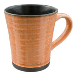 "Orange Coffee Mug 3.75""x4.25"""