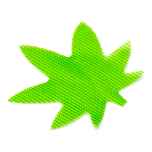 Plastic Leaf Balan 1000pc, Green
