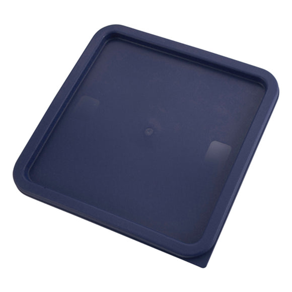 Square Food Storage Container Cover For 12Qt, 18Qt, 22Qt