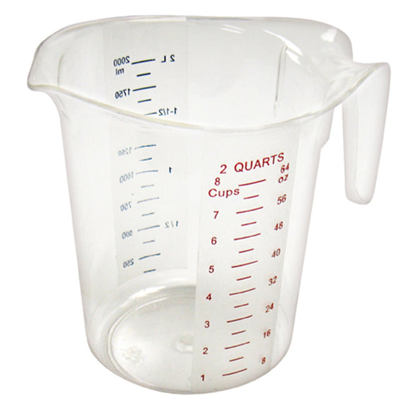 Measuring Cup 2Qt,2L