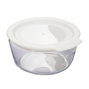 HARIO Round Glass Container 600ml