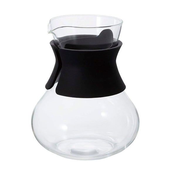 HARIO Tea Brewing Decanter 500ml, Black