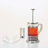 "HARIO ""Harior Bright"" Tea & Coffee Plunger 2Cup"