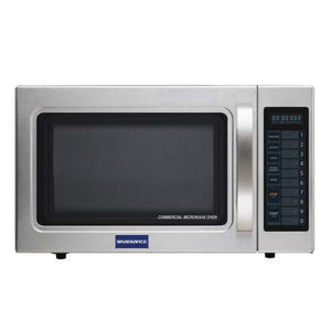 Turbo Air Medium Duty Commercial Microwave Oven, Touch Pad, 1000W