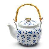 Tea Pot /W Strainer 40Fl.