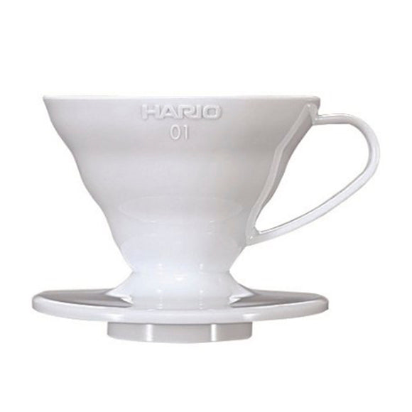 HARIO V60 Coffee Dripper 01, White