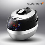 CUCHEN Black Diamond IH Pressure Rice Cooker (6 cup)