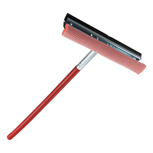 "Window Squeegee 12"" with 23"" Handle"