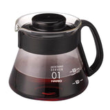 HARIO V60 Glass Coffee Range Server 360ml