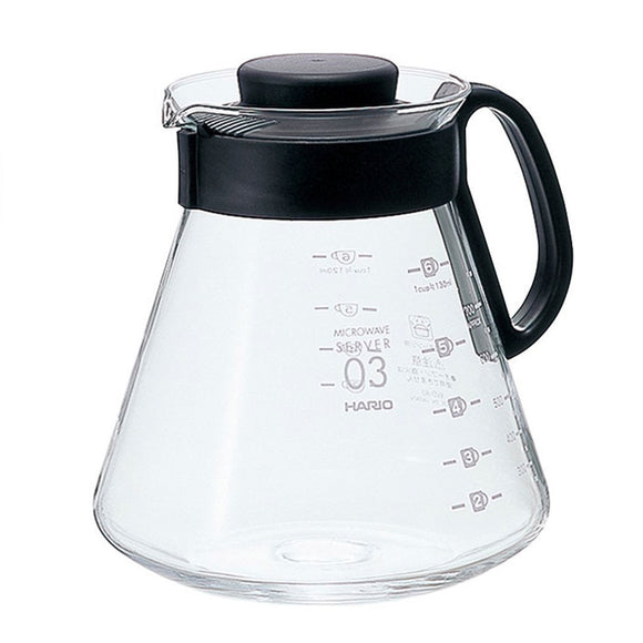 HARIO V60 Glass Coffee Range Server 800ml