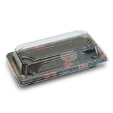 Kamon Sushi Maki To-Go Container & Lid 50pc (Yp-0.4)