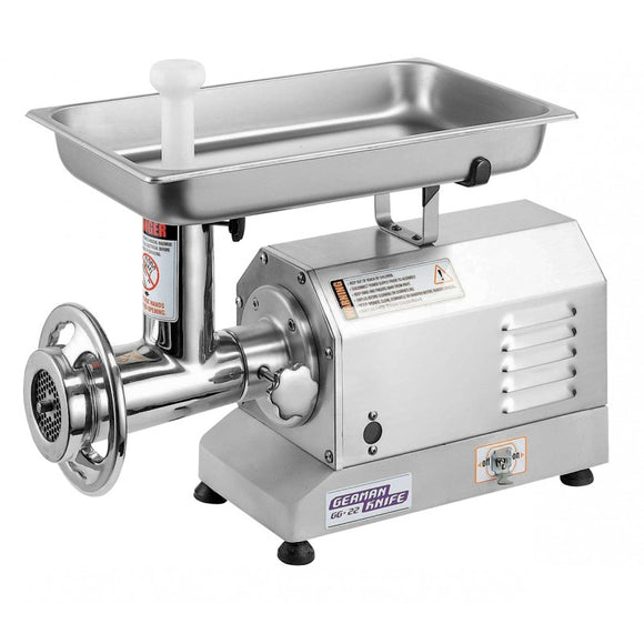 German Knife Heavy Duty Meat Grinder