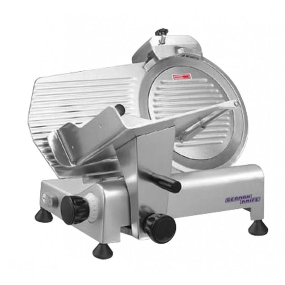German Knife Light Duty Meat Slicer, Manual, 24