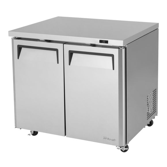 Turbo Air M3 Undercounter Refrigerator, 1 Section, 36