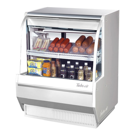 Turbo Air Direct Cooking Deli Case, 36