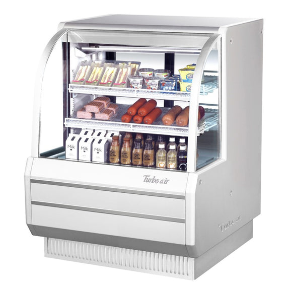 Turbo Air Direct Cooking Deli Case, 48