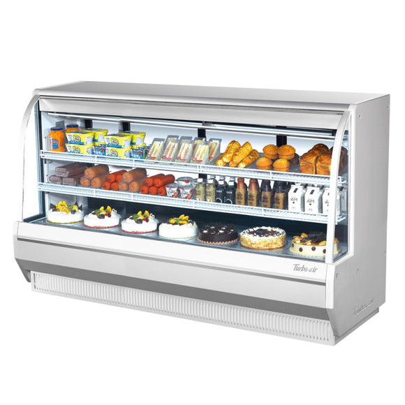 Turbo Air Direct Cooking Deli Case, 96