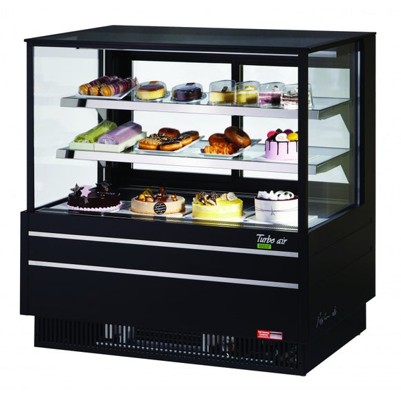 Turbo Air Straight Front Bakery Case, 48