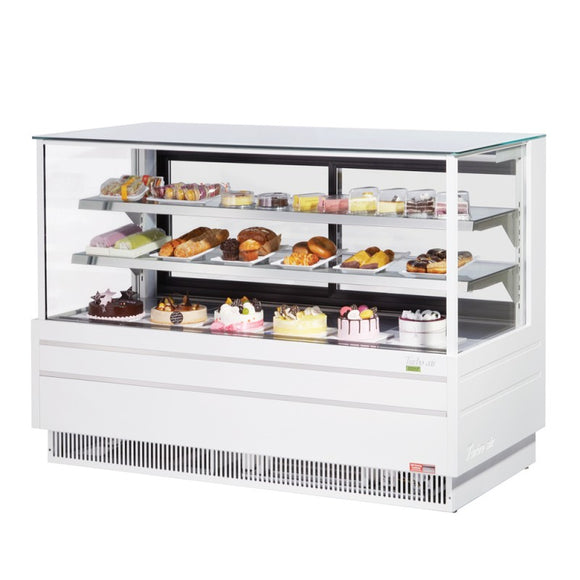Turbo Air Straight Front Bakery Case, 72