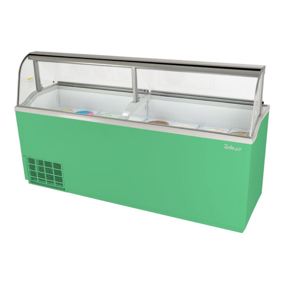 Turbo Air Ice Cream Dipping Cabinet, 89