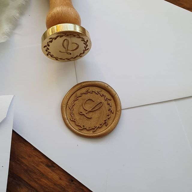 Wax Stamp Designs 2020 - Logo Trends