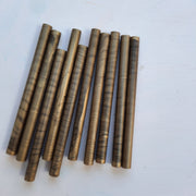 Antique Gold 7mm sealing wax sticks - THE LITTLE BLUE BRUSH