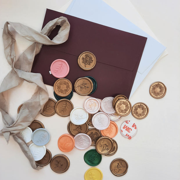 Styling Wax Seals
