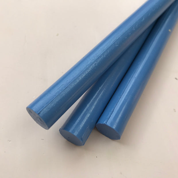11mm Extra Large Cornflower Blue Sealing Wax - THE LITTLE BLUE BRUSH