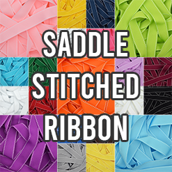 Saddle Stitched Ribbon
