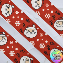 Christmas 2nd Design - Patterned Grosgrain Ribbon