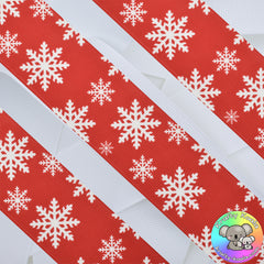 Christmas 7th Design - Patterned Grosgrain Ribbon