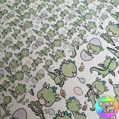 Dragons Fabric