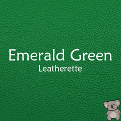 Emerald Green Leatherette