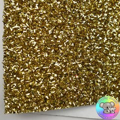 Gold Tinsel Fabric